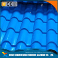 Customized Style Good Prices Glazed Ceramic Roof Tile Making Machine